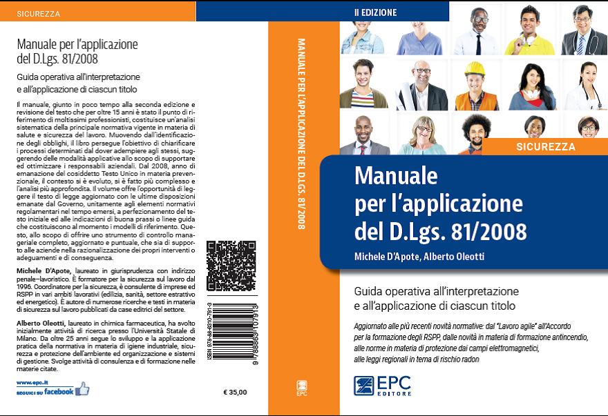 Manuale per l'applicazione del Dl 81-2008-2