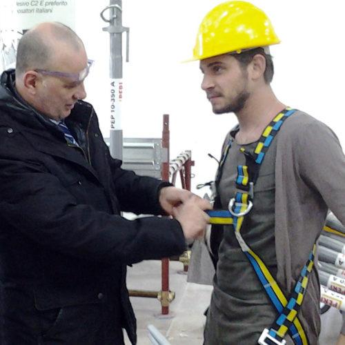 Consulenza sicurezza sul lavoro a Lucera