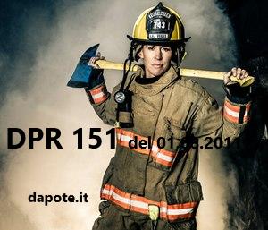DPR 151 2011